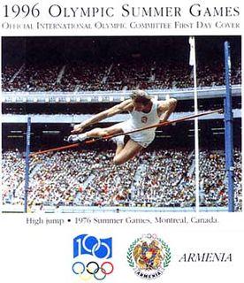 Athletics at the 1976 Summer Olympics – Mens high jump