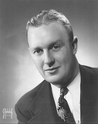 Jack Brickhouse - Brickhouse in 1958