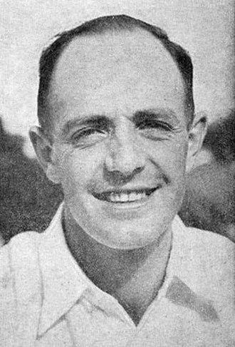 Jack Cheetham - Jack Cheetham in 1952