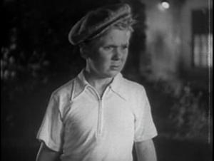 Peck's Bad Boy (1934 film) - Jackie Cooper in Peck's Bad Boy