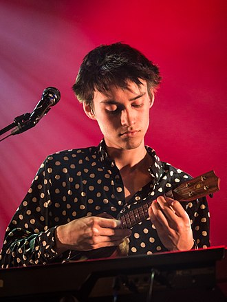 Jacob Collier - Jacob Collier at the Moers Festival 2016.