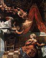 Jacopo Tintoretto - The Annunciation (detail) - WGA22582.jpg