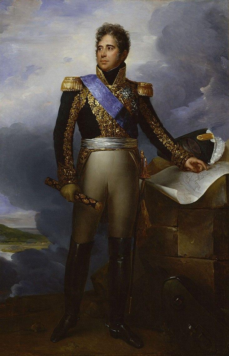 Jacques Alexandre Law de Lauriston (Godefroid)