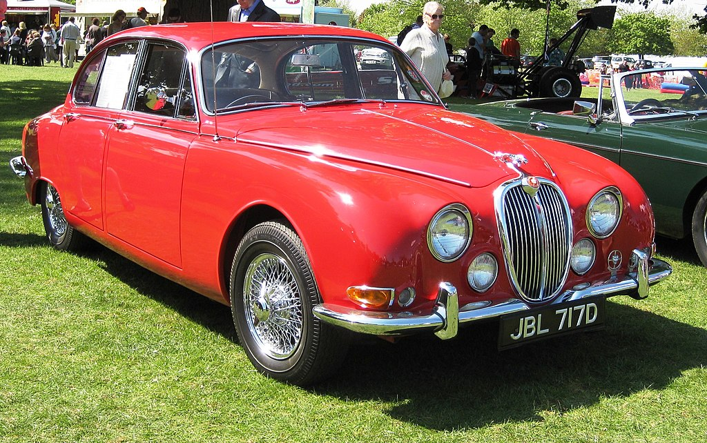 File Jaguar S Type 3 4 First Registered England May 1966