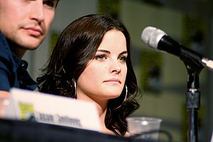 Jaimie Alexander - Alexander at the 2008 San Diego Comic Con