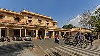 Jaipur 03-2016 17 Jaleb Chowk at City Palace.jpg