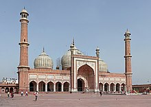jama masjid delhi the largest mosque in india