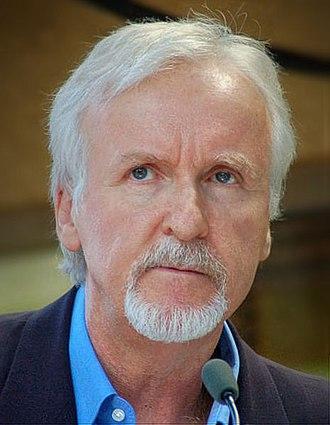 James Cameron - Cameron in 2012
