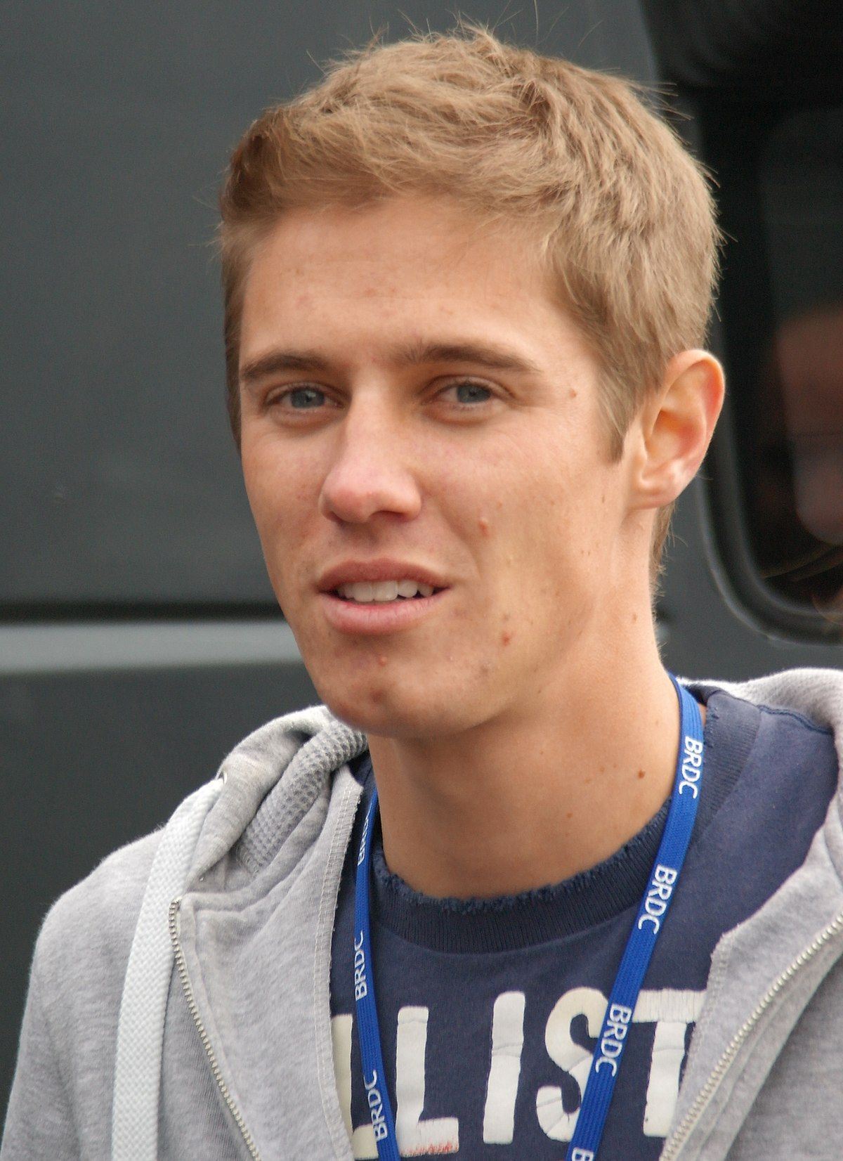 James Nash Racing Driver Wikipedia