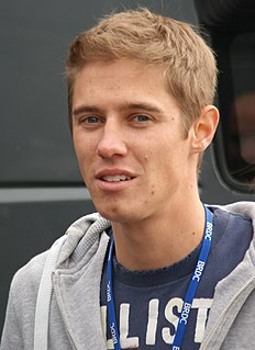 James Nash (racing driver) British racing driver.