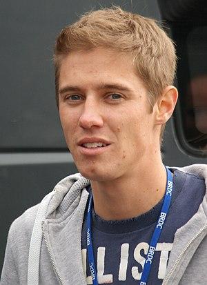James Nash (racing driver) - Nash in 2012.