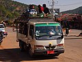 Jampacked car in Kalaw (Myanmar 2013) (11773361556).jpg