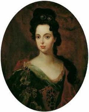 Jan Frans van Douven - Image: Jan Frans Douven Anna Maria Luisa de Medici