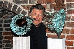 Janusz Trzebiatowski w Galeria Muzeum Janusza Trzebiatowskiego, 11 grudnia 2014