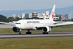 Japan Airlines, B777-200, JA8978 (21915287642).jpg