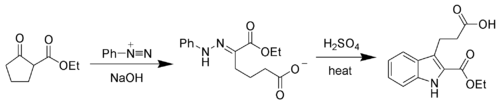 Japp-Klingemann Fischer Indole Combination.png