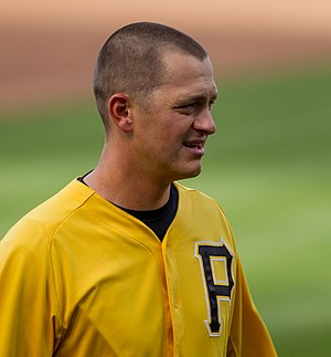 Jared Hughes - Hughes with the Pittsburgh Pirates