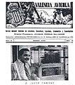 Javier Cabezas Montemayor Valencia Avícola 1946.jpg