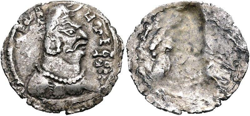 Javukha of the Alchon Huns Mid-late 5th century