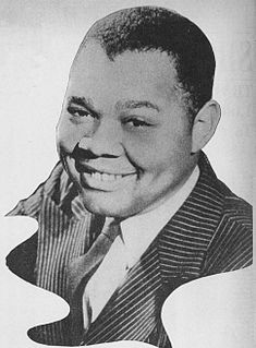 Jay McShann American blues, jazz, and swing bandleader, pianist and singer