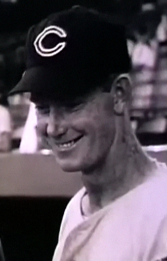 Jay Porter - Porter with Cleveland in 1958