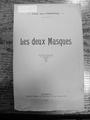 Jean Tarnowski - Les deux Masques.pdf