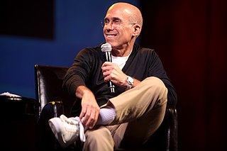 Jeffrey Katzenberg American film producer and media proprietor
