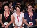 Jennifer Godwin, Drusilla Moorhouse, Natalie Abrams (Team WWK) (3755361789).jpg