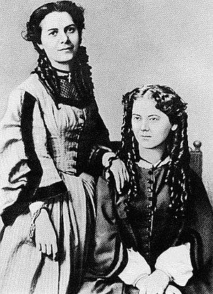 Jenny von Westphalen - Jenny Carolina and Jenny Laura Marx
