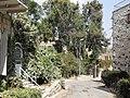 Jerusalem Mahane Israel Zamenhof st. Lazarist Fathers garden.jpg