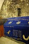 Jerusalem Tomb of David BW 1.JPG