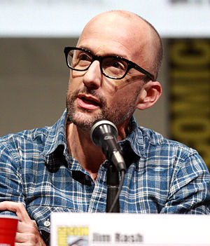 Jim Rash - Rash at the San Diego Comic-Con International in 2013
