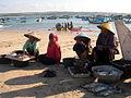 Jimbaron Fishwomen, Bali.jpg