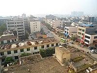 Jinjiang Town - rooftop view.jpg