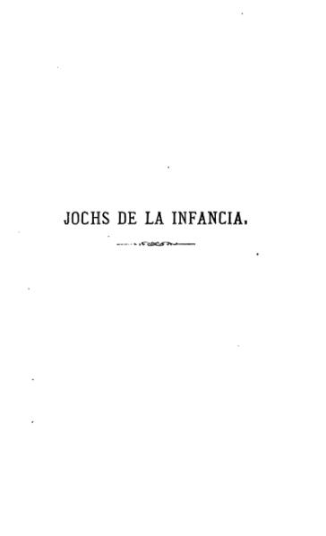 File:Jochs de la infancia (1874).djvu