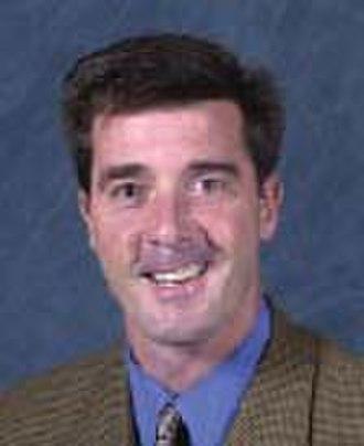 Joe Scott (basketball) - Air Force photo of Joe Scott.