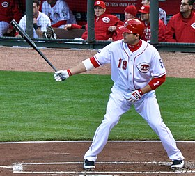 Image illustrative de l'article Saison 2012 des Reds de Cincinnati