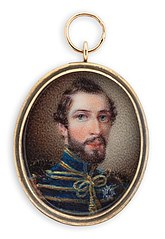 Charles XV as Crown Prince