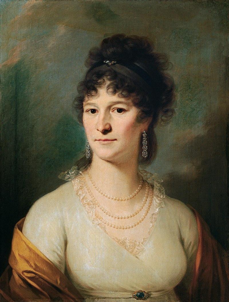 Johann Baptist Lampi d. Ä. - Brustbild einer Dame - 4544 - Österreichische Galerie Belvedere.jpg