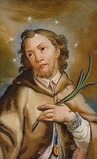 John of Nepomuk 14th-century Czech priest and saint