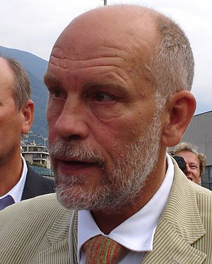 English: John Malkovich on August 11, 2005 at ...