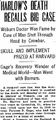 JohnMartynHarlow death recalls PhineasGage case BostonHerald May 20 1907 p12.png