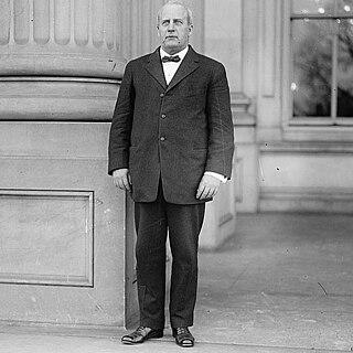John Allen Sterling American politician