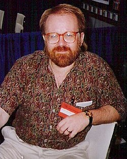 John Byrne az 1992-es Comic-Con-on
