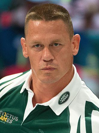 John Cena - Cena in May 2016