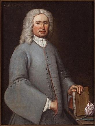 John Custis - John Custis IV by Charles Bridges, 1725