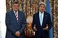 John Kerry and Jan Kubis July 2014.jpg