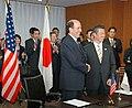John Roos and Sumio Mabuchi 20101025.jpg