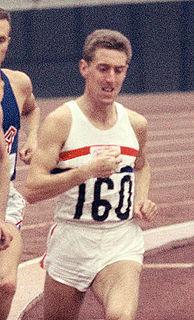 John Whetton British middle-distance runner