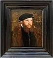 John bettes, uomo con cappello nero, 1545.jpg